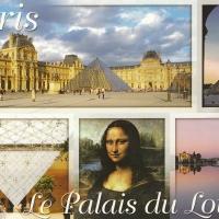 Postcard_Louvre